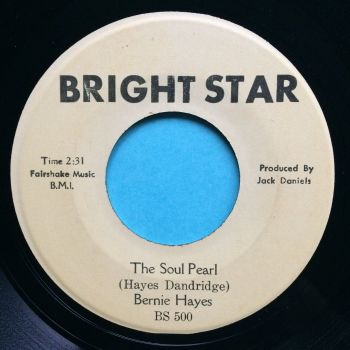 Bernie Hayes - The Soul Pearl - Bright Star - Ex-