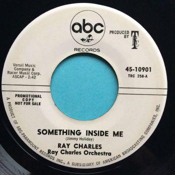 Ray Charles - Something inside me - ABC promo - Ex