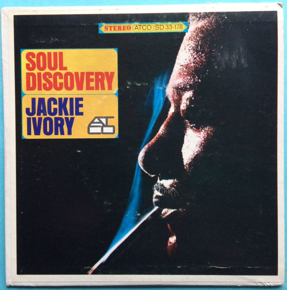 Jackie Ivory - Do it to death b/w The Monkey Woman (+ 4 others) - ATCO 33rp