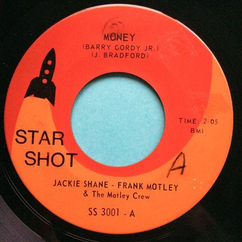 Jackie Shane & Frank Motley - Money - Star Shot - VG+
