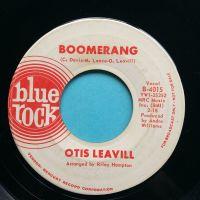 Otis Leavill - Boomerang - Blue Rock promo - VG+