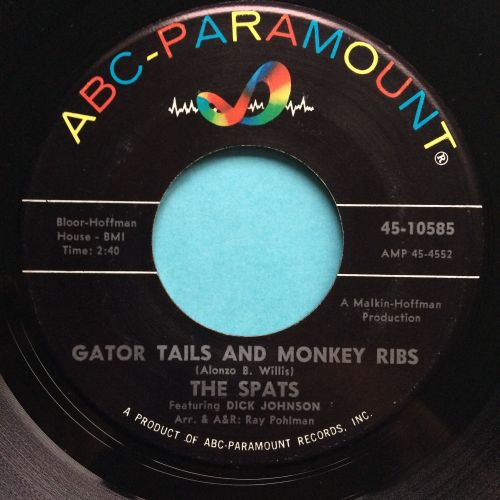 The Spats - Gator Tails and Monkey Ribs - ABC - Ex