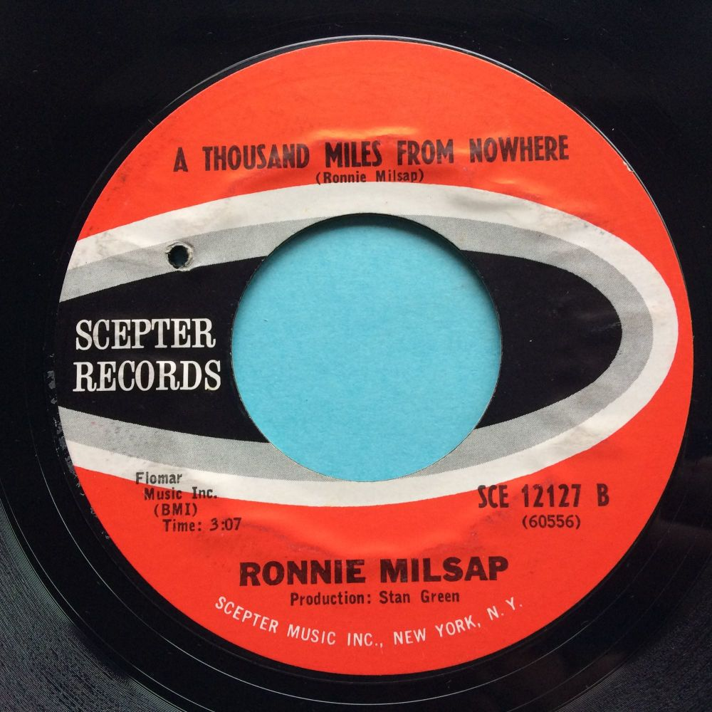 Ronnie Milsap - A thousand miles from nowhere - Scepter - Ex