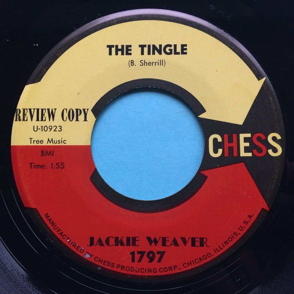 Jackie Weaver - The Tingle - Chess (preview copy) - Ex