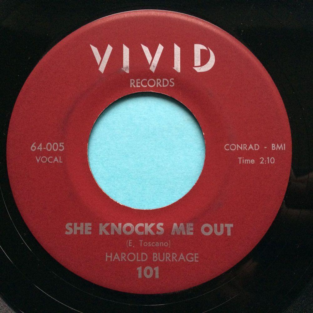 Harold Burrage - She knocks me out - Vivid - Ex