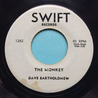 Dave Bartholomew - The Monkey b/w The Shufflin' Fox - Swift - Ex-