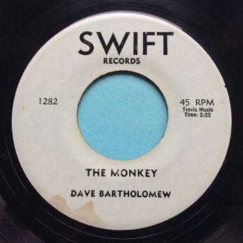 Dave Bartholomew - The Monkey b/w The Shufflin' Fox - Swift - Ex-