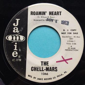 Chell-Mars - Roamin' Heart - Jamie promo - Ex-
