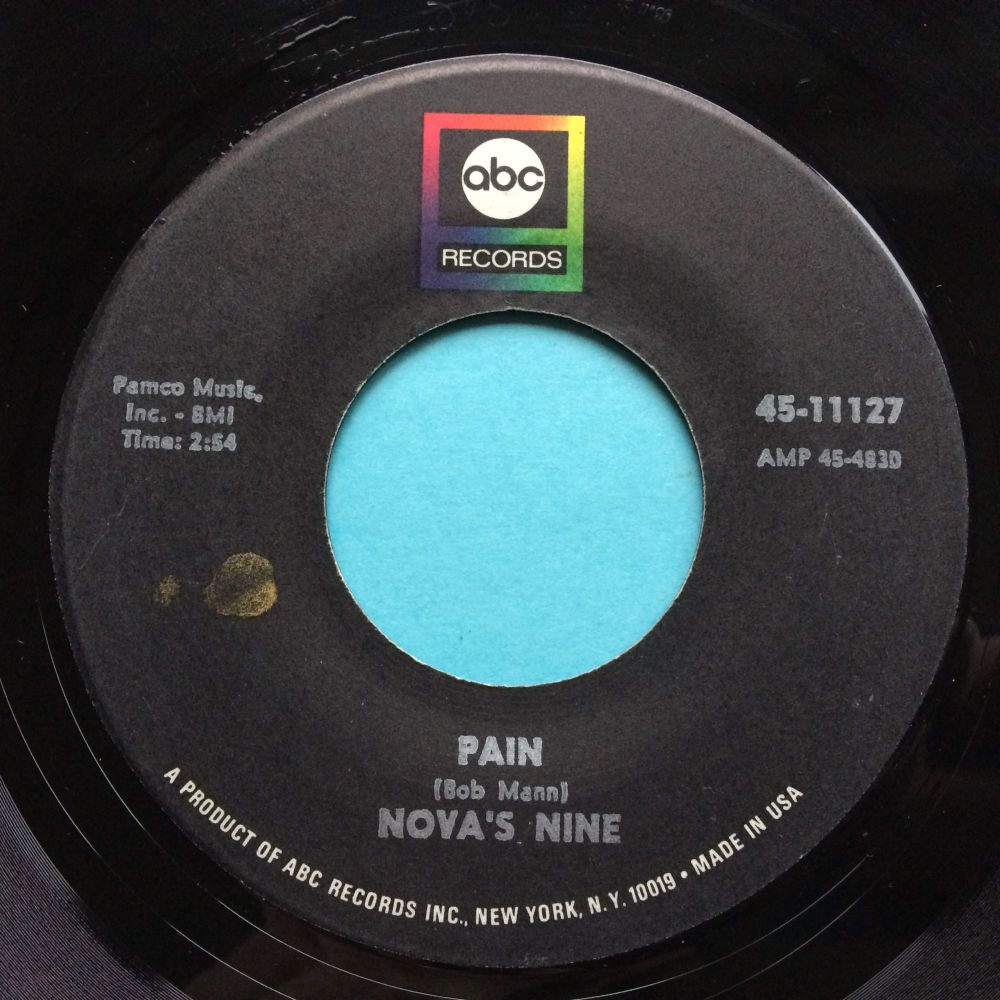 Novas Nine - Pain - ABC - Ex-