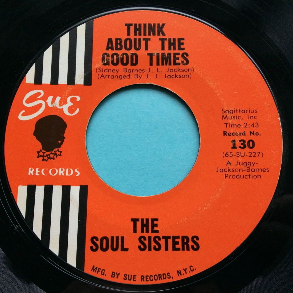 Soul Sisters - Good time tonight - Sue - Ex