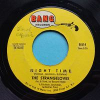 Strangeloves - Night Time - Bang - Ex-