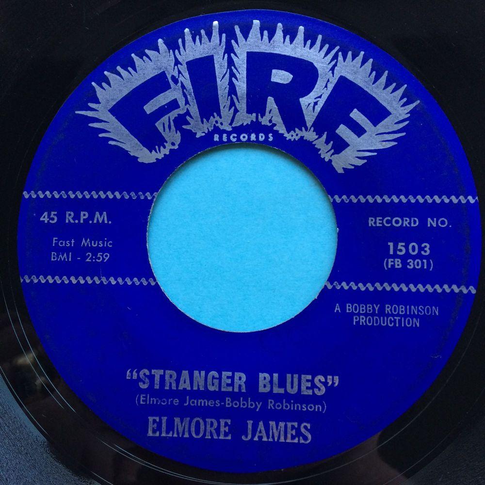 Elmore James - Stranger Blues - Fire - Ex-