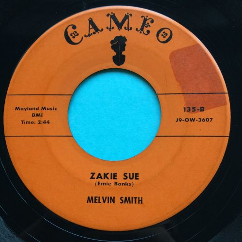 Melvin Smith - Zakie Sue - Cameo - VG+