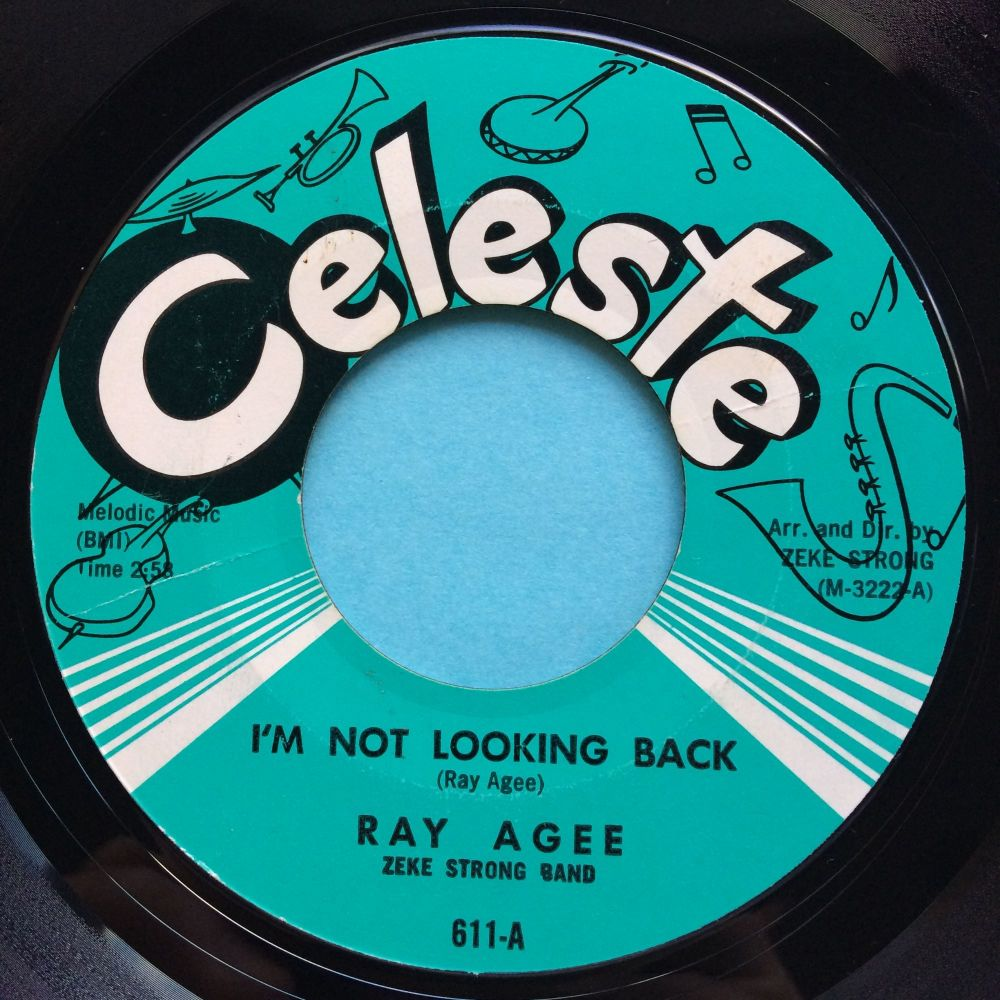Ray Agee - I'm not looking back - Celeste - Ex