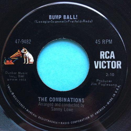 Combinations - Bump Ball - RCA - Ex
