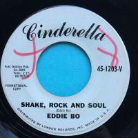 Eddie Bo - Shake, Rock and Soul - Cinderella promo - Ex (xol)