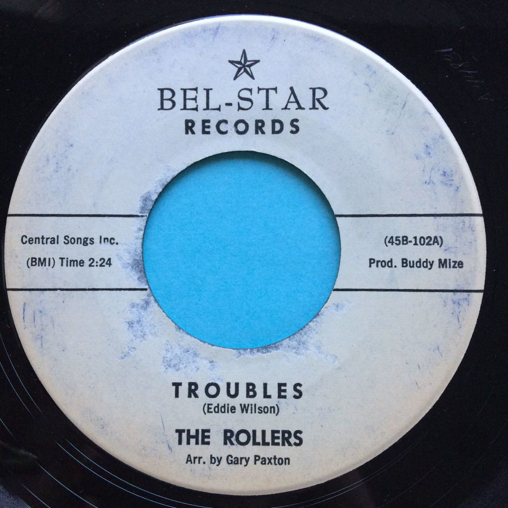 Rollers - Troubles - Bel-Star - Ex