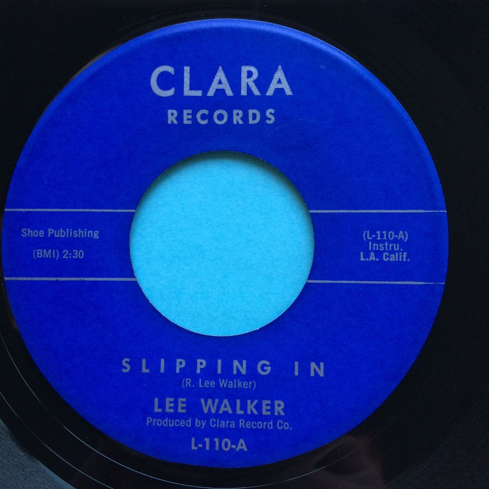 Lee Walker - Slipping in - Clara Ex-