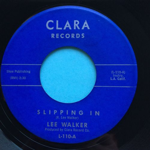 Lee Walker - Slipping in - Clara Ex-
