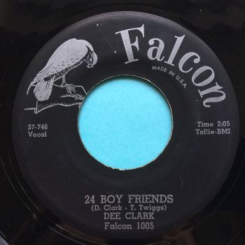 Dee Clark - 24 Boy Friends - Falcon - VG+