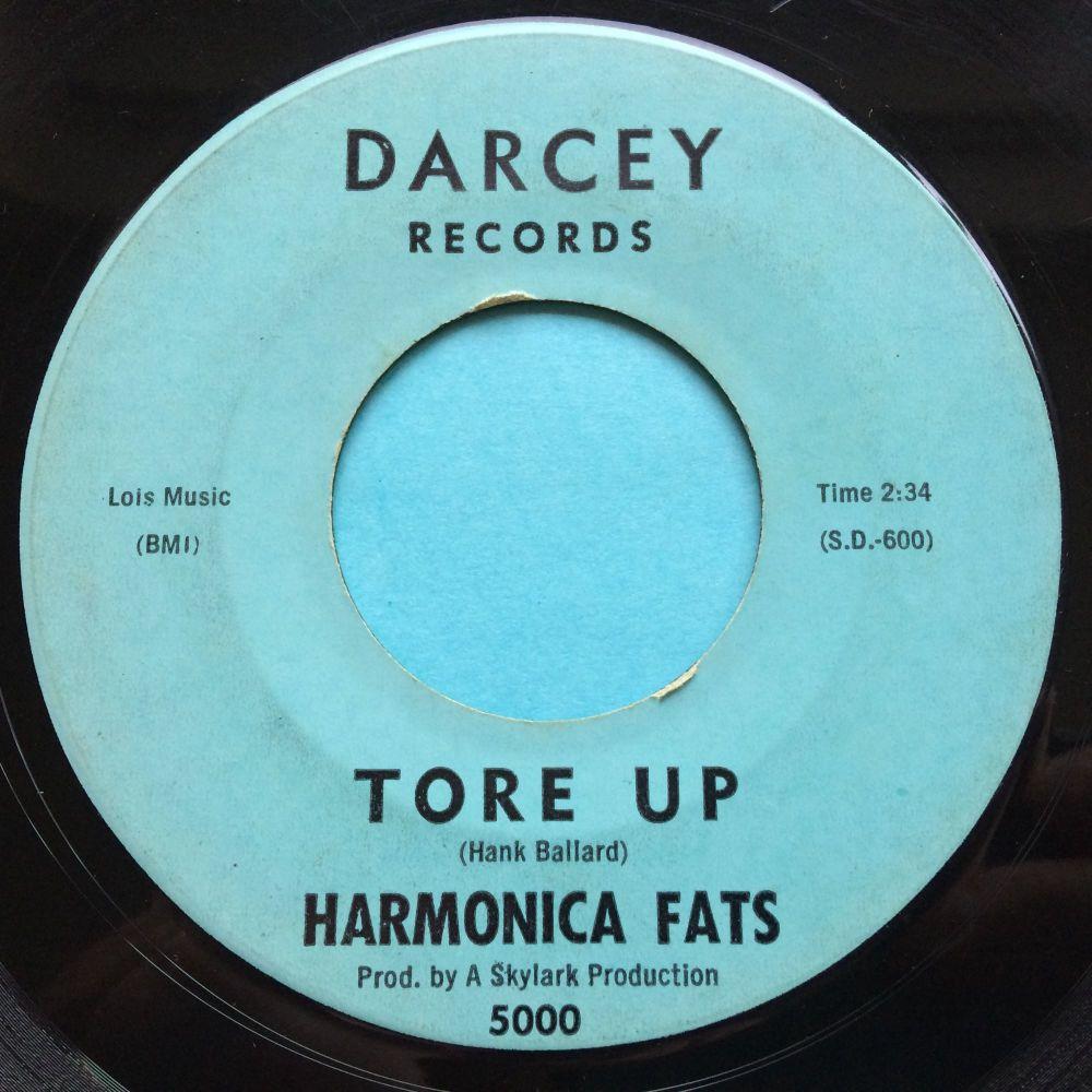 Harmonica Fats - Tore up - Darcey - Ex-