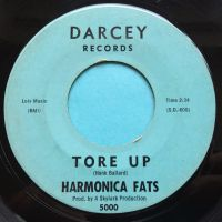 Harmonica Fats - Tore up - Darcey - Ex-