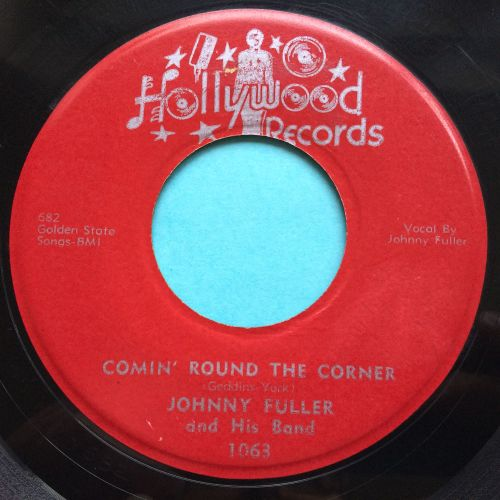 Johnny Fuller - Comin' round the corner - Hollywood - VG+