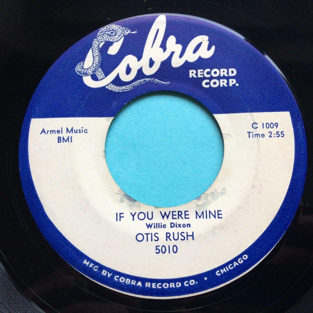Otis Rush - If you were mine - Cobra - Ex-