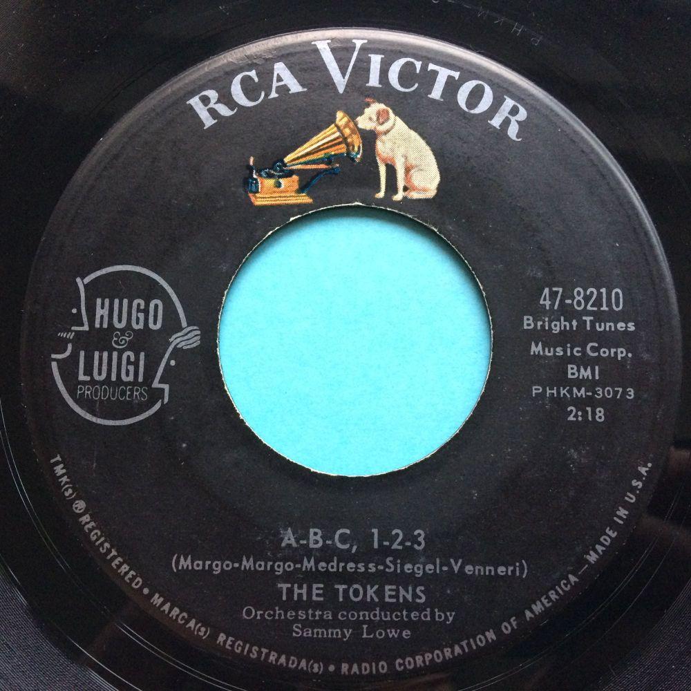 Tokens - ABC 123 - RCA - Ex