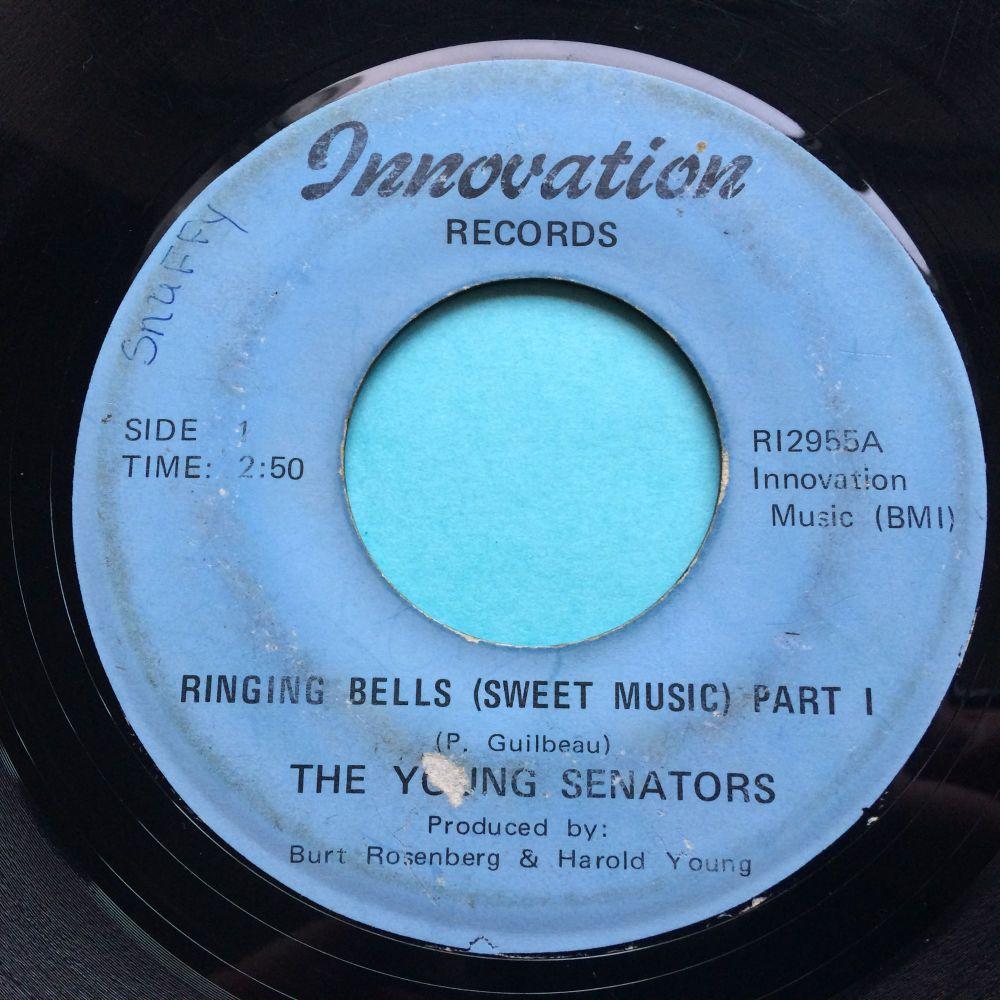 Young Senators - Ringing Bells (Sweet Music) Pt1 & Pt2 - Innovation - VG plays better than looks.