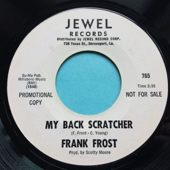 Frank Frost - My back scratcher - Jewel promo - Ex