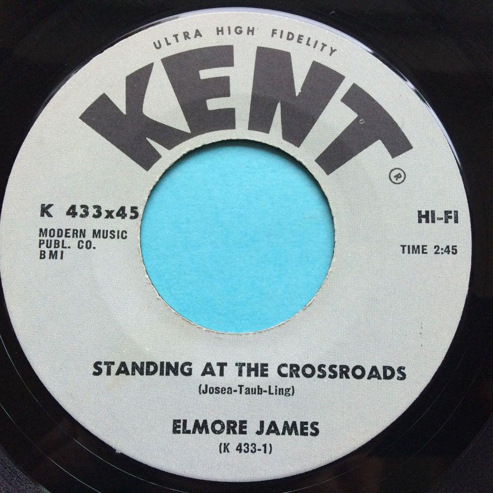 Elmore James - Standing at the crossroads - Kent - Ex