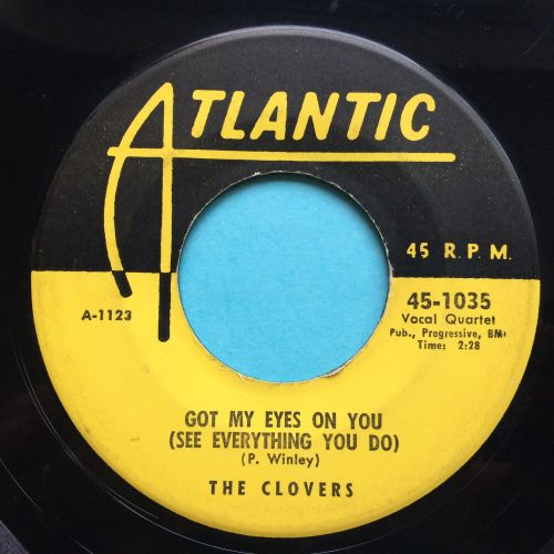 Clovers - Got my eyes on you - Atlantic - Ex-