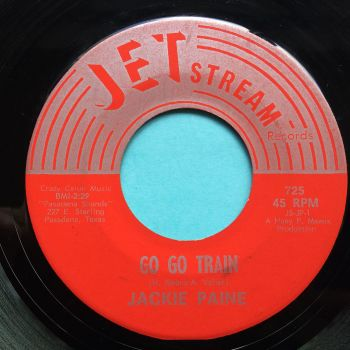 Jackie Paine - Go Go Train - Jetstream - Ex-