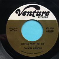 Calvin Arnold - Lovely way to go - Venture - VG+