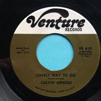 Calvin Arnold - Lovely way to go - Venture - VG+