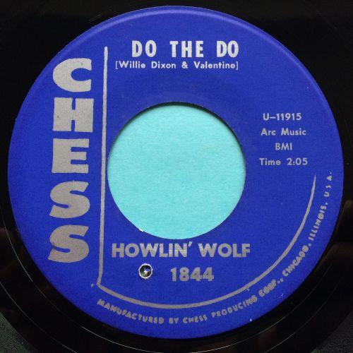 Howlin' Wolf - Do the do b/w Mama's boy - Chess - Ex