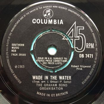 Graham Bond Organisation - Wade in the water - U.K. Columbia - Ex-