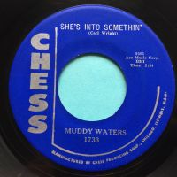 Muddy Waters - She's into somethin' - Chess - Ex