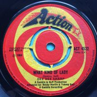 Dee Dee Sharp - What kind of lady - U.K. Action - Ex- (faint wol)