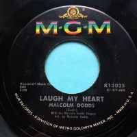 Malcolm Dodds - Laugh my heart - MGM - VG+