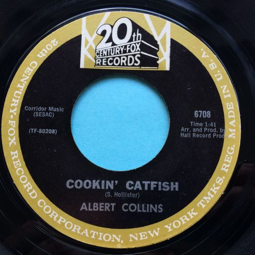Albert Collins - Cookin' Catfish - 20th Century - VG+