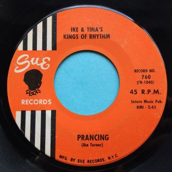 Ike & Tina's Kings of Rhythm - Prancing - Sue - VG+