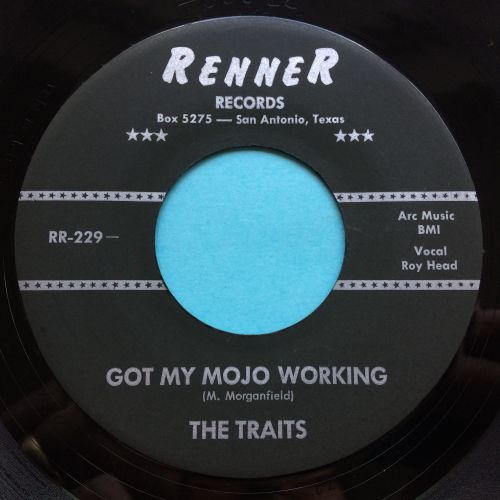 Traits - Got my mojo working - Renner - Ex