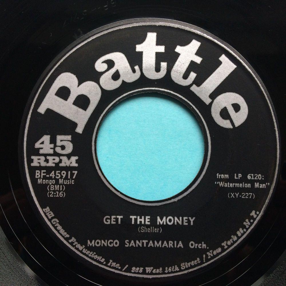 Mongo Santamaria Orch. - Get the money - Battle - Ex-