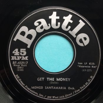 Mongo Santamaria Orch. - Get the money - Battle - Ex-