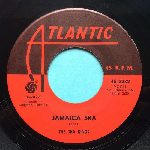 Ska Kings - Jamaica Ska - Atlantic - Ex-