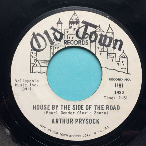 Arthur Prysock - House by the side of the road - Old Town promo - Ex