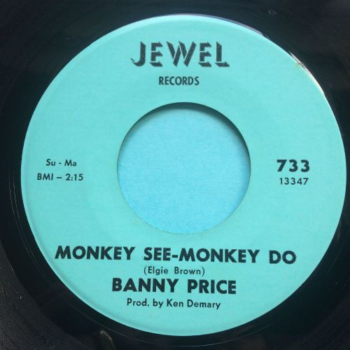 Banny Price - Monkey see-Monkey do - Jewel - Ex
