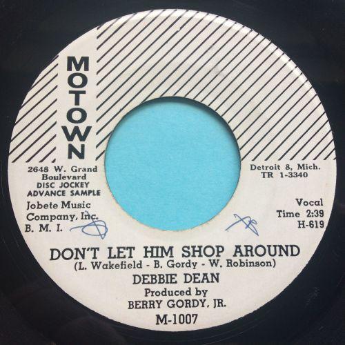 Debbie Dean - Don't let him shop around - Motown promo - Ex